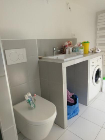 Création d'une salle de bain par votre Plombier à CRETEIL (94)